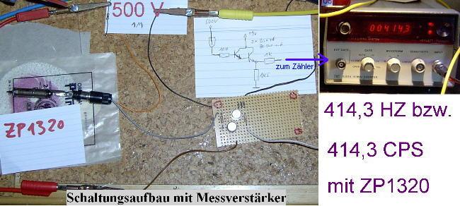 Radioaktivität messen