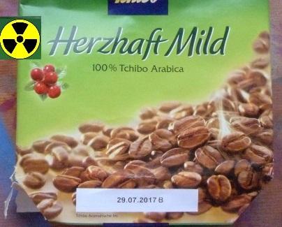 weit verbreiteter Kaffee enthält unbestimmte Radionuklide