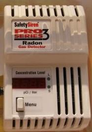 Radonkammer 10 Liter
